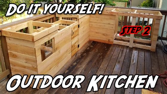 Diy outdoor kitchen episode 2 solutioingenieria Images